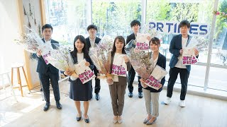 【PR TIMES イベント】2021年新入社員入社式×April Dream